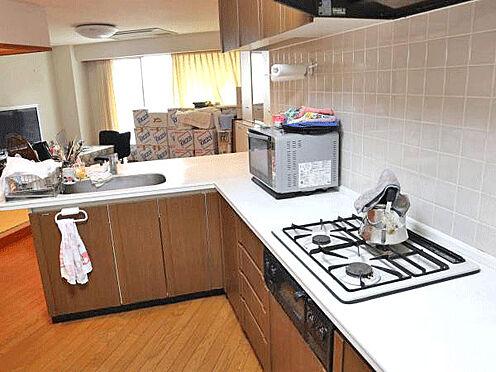 中古マンション-伊東市富戸 [キッチン]状態も綺麗です。