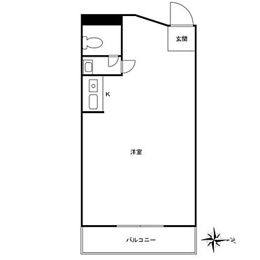 店舗(建物一部)-練馬区東大泉6丁目 間取り