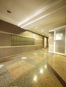 マンション(建物一部)-京都市上京区西船橋町 清潔な印象のエントランス