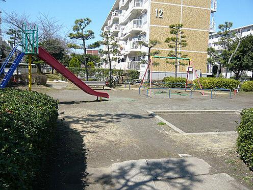 区分マンション-千葉市美浜区高浜3丁目 プレイロットはお子様達の遊園地!