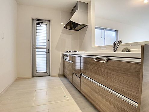 新築一戸建て-名古屋市南区元鳴尾町 キッチン(こちらは施工事例となります)