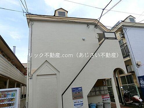 アパート-ふじみ野市元福岡3丁目 外観