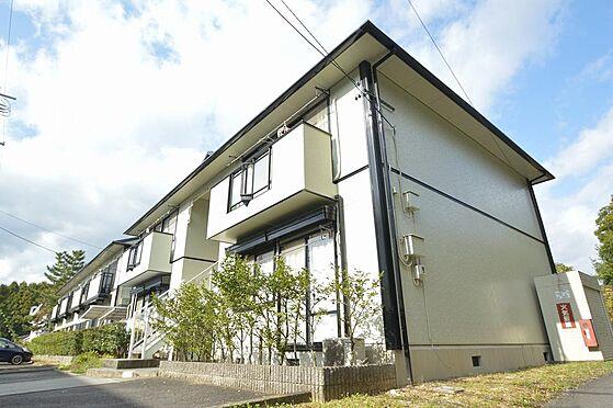アパート-いなべ市大安町平塚 平成27年に外壁・屋根塗装済みで生まれ変わった外観。