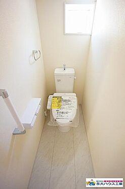 戸建賃貸-塩竈市野田 トイレ
