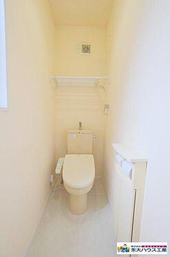中古一戸建て-仙台市泉区西中山2丁目 トイレ