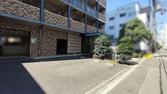 区分マンション-大阪市福島区海老江8丁目 駐車場