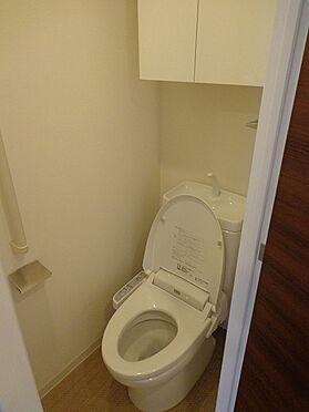 マンション(建物一部)-台東区入谷2丁目 トイレ