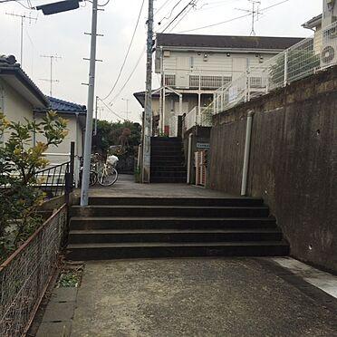 アパート-横浜市保土ケ谷区岩井町 前面道路