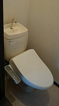 アパート-仙台市太白区桜木町 トイレ
