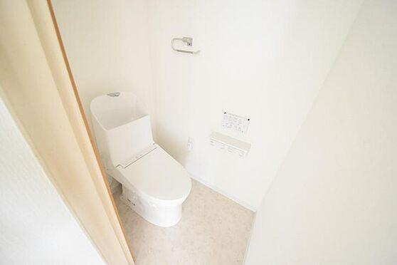 アパート-神戸市長田区宮川町4丁目 1階 室内 トイレ