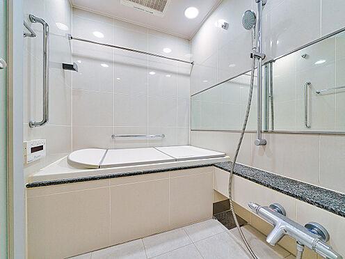 区分マンション-新宿区南元町 浴室(写真の家具・什器は価格には含まれません)