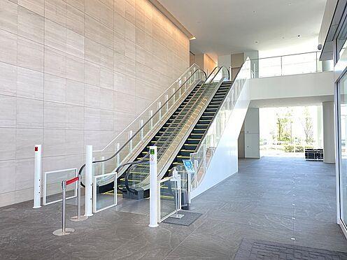 中古マンション-中央区晴海2丁目 エントランスロビー