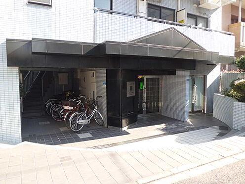 マンション(建物一部)-墨田区東向島4丁目 入口です。