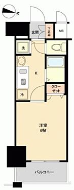 区分マンション-名古屋市中村区則武2丁目 間取り