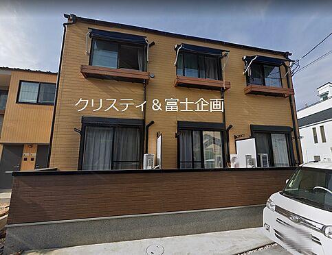 アパート-茅ヶ崎市ひばりが丘 外観