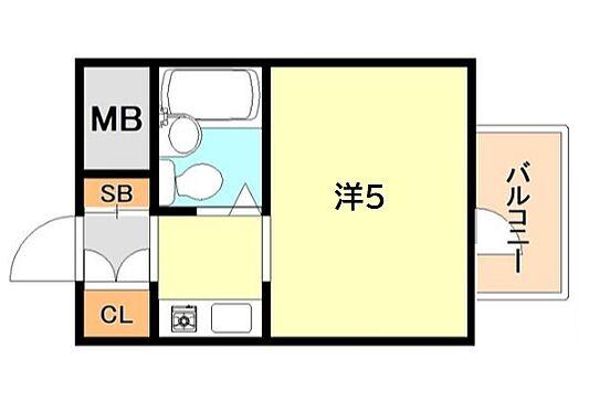 マンション(建物一部)-神戸市中央区下山手通3丁目 角部屋・日照良好
