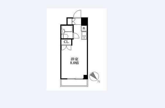 マンション(建物一部)-足立区千住大川町 最上階8階部分、眺望良好です。