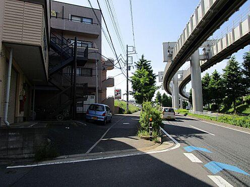 店舗付住宅(建物全部)-千葉市若葉区桜木8丁目 物件北側大通りに接道