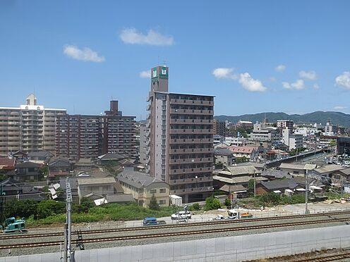 マンション(建物一部)-北九州市八幡西区中須2丁目 南側の外観です。