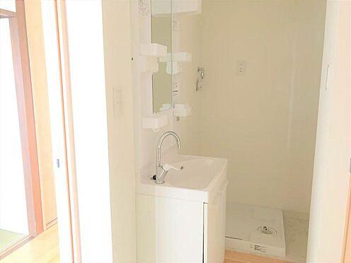 中古マンション-名古屋市名東区社口1丁目 選択置き場もある洗面室!