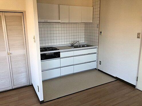 マンション(建物一部)-横浜市青葉区新石川4丁目 キッチン