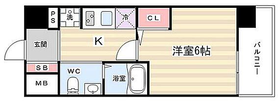 マンション(建物一部)-京都市中京区西ノ京小堀町 人気のアメリカンセパレート