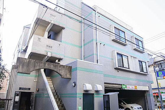 店舗事務所(建物一部)-渋谷区幡ヶ谷3丁目 外観
