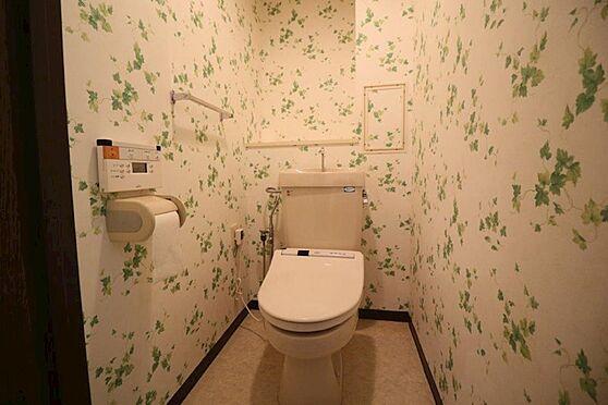 中古マンション-八王子市上柚木3丁目 トイレ