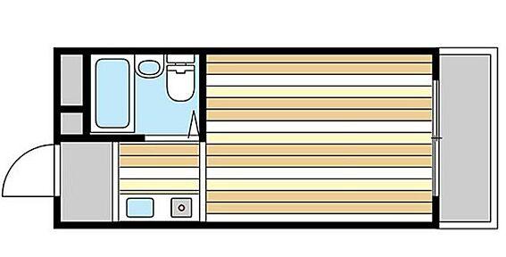 マンション(建物一部)-神戸市東灘区深江本町1丁目 シンプルな1R