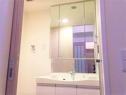 マンション(建物一部)-神戸市中央区下山手通5丁目 洗面
