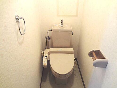 マンション(建物一部)-神戸市中央区八雲通1丁目 トイレ