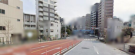 収益ビル-新宿区富久町 周辺