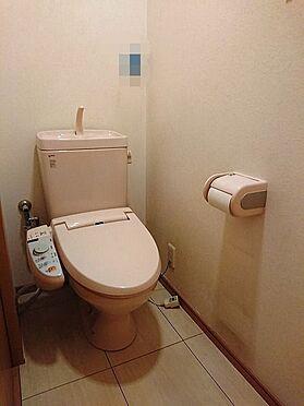 中古一戸建て-堺市西区浜寺船尾町西2丁 トイレ