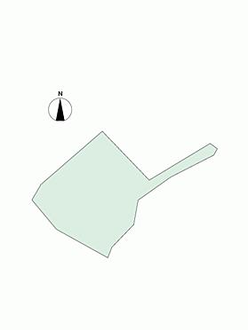 土地-市原市山木 区画図