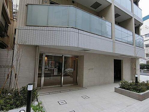 区分マンション-台東区浅草橋5丁目 エントランス