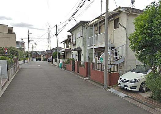 アパート-横浜市港北区菊名2丁目 外観