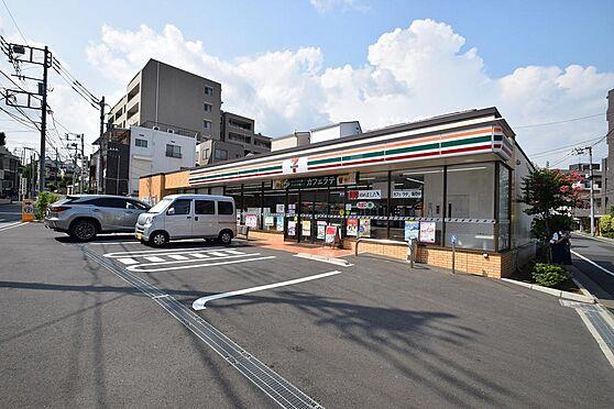 アパート-大田区久が原2丁目 最寄りのコンビニまで徒歩2分