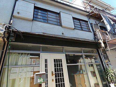 中古テラスハウス-大阪市平野区長吉長原東3丁目 外観
