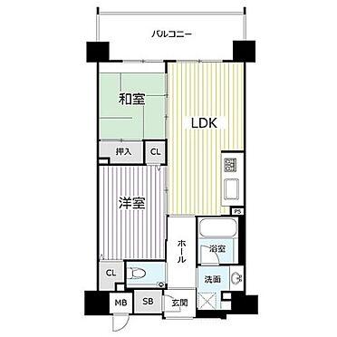マンション(建物一部)-京都市伏見区淀木津町 3点セパレートで清潔感あり。個室の浴室の他、大浴場もあり。