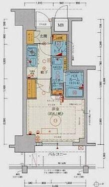 マンション(建物一部)-大阪市浪速区幸町3丁目 嬉しい3点セパレート