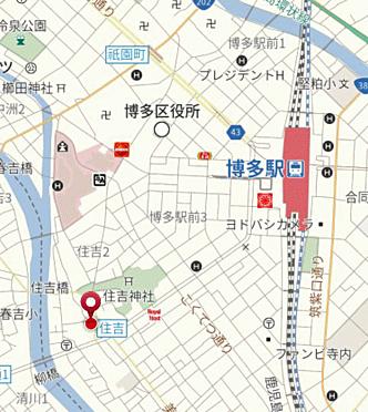 区分マンション-福岡市博多区住吉3丁目 その他