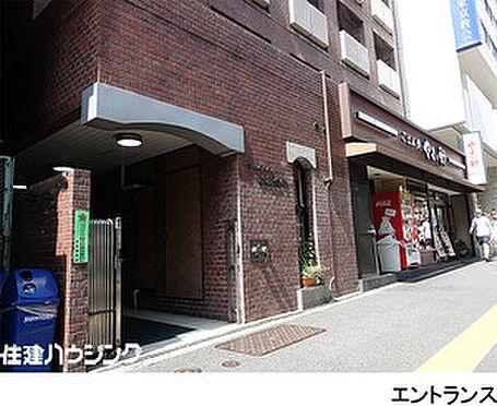 店舗(建物一部)-新宿区歌舞伎町2丁目 玄関