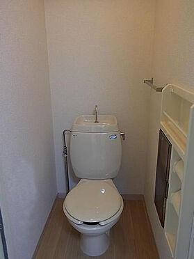 アパート-印西市大森 トイレ