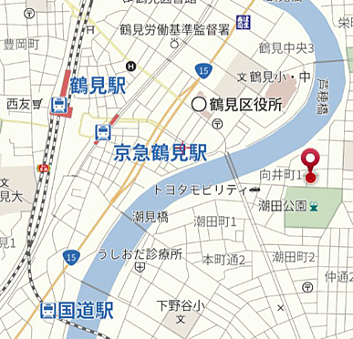 中古マンション-横浜市鶴見区向井町2丁目 その他