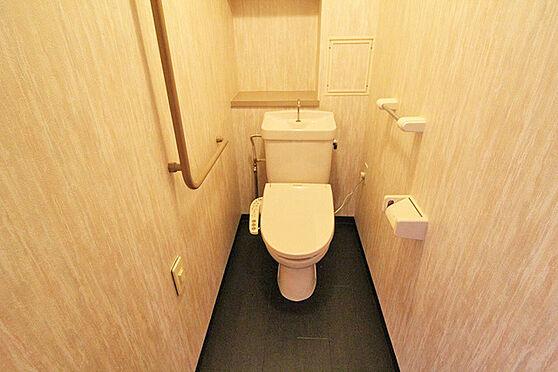 中古マンション-多摩市愛宕4丁目 トイレ