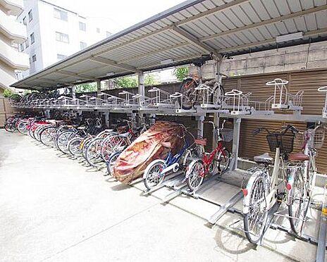 マンション(建物一部)-大阪市北区豊崎1丁目 屋根のある駐輪場あり