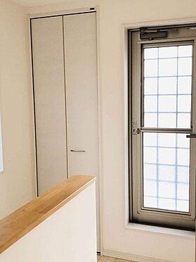 中古一戸建て-名古屋市南区豊1丁目 廊下から直接バルコニーに繋がってます!
