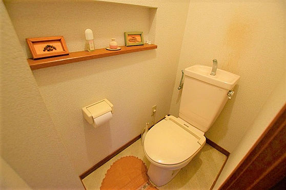 中古一戸建て-多賀城市留ケ谷1丁目 トイレ