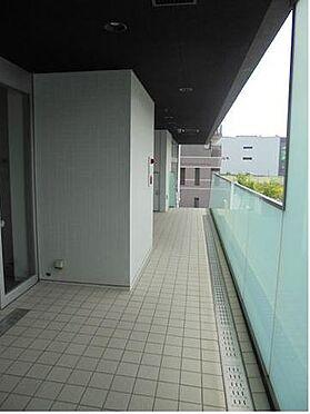 店舗事務所(建物一部)-横浜市都筑区中川中央1丁目 共用部分