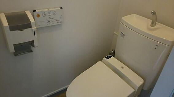 事務所(建物一部)-港区南麻布2丁目 トイレ